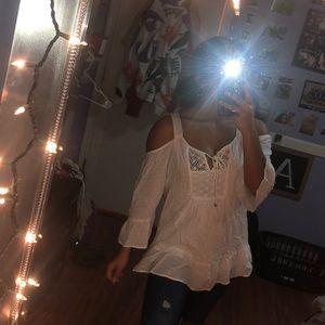Dressy White Shirt